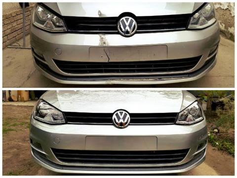 farbanje VW golf 7